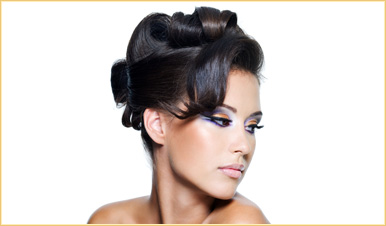 Bridal Hair and Beauty Salon | bridal hair styles, wedding hair ...